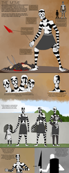 The Mime by RoboSquid