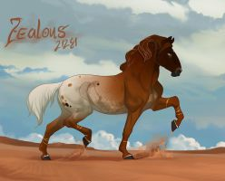 21281 Zealous by NorthEast-Stables