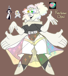 Rainbow Opal by DonitKitt