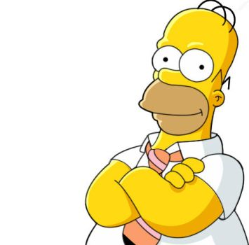 Homer (practice) by Mrkiwi101