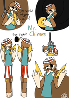 [Casino Gang]-Mr.Chimes by HerrenLovesFNAF