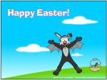 Biff - Easter 2008 by SillyVamp