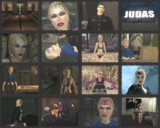 Judas outfits by Badty92