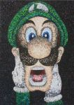 AH, Its Luigi by IndigoFlamingo