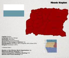 SW: Map of Mbunda by ThanyTony