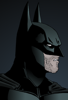 Batman by Elayem