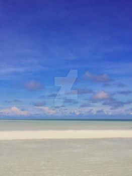 Maldives Horizon by ludd1te