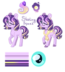 Grid Adopt result - Sterling Spark by WhalePornoz