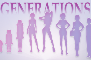 Generations Anthology - Cover by Dynamoob
