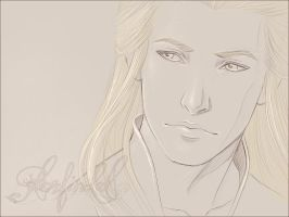 Glorfindel by StainedLace