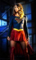 Supergirl by Melissa Benoist by petnick
