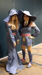 Metrocon 2018 Little witch academia by kingofthedededes73