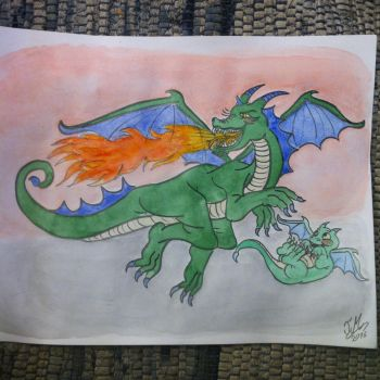 Dragons by Drawing-Count