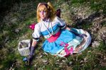 Agitha from The legend of zelda Twillight Princess by minalee75