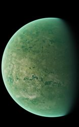 Planet Surfacing Study 1 by nvseal