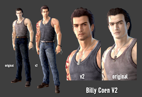 XPS - Billy Coen V2 by DaemonCollection