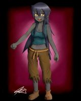 New Oc. Seiki  :) by Quote-J