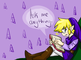 You Can Ask Me Too by XxNeonBluexX