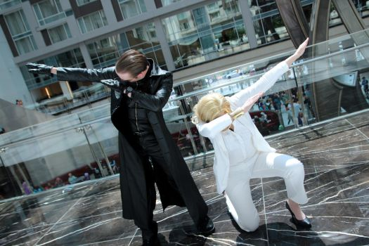 Do the Wesker Dab! by Sheenah