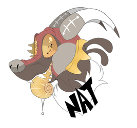 Nat Badge by AtomicMutt