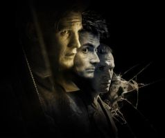 The Hurt Doctor - The Name Of The Doctor by PlausiblePictures