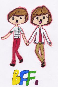 best friends one direction by xxemo-horsey19xx