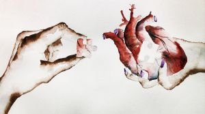 Incomplete Heart by CpointSpoint