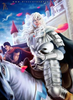 THE GOLDEN AGE - BERSERK by DIOSCUROS87
