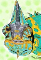 Cameleon by Mr-Lays