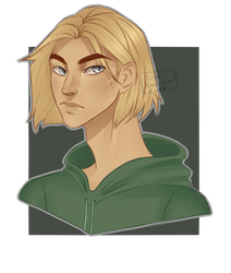 Magnus Chase by Little-Caracal