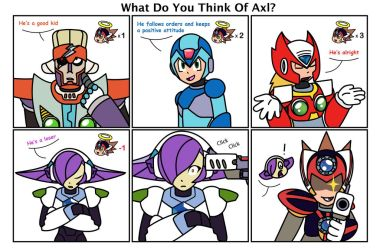 What Do You think Of Axl by Randomchiz