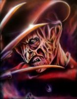 Freddy Painting by Jackolyn