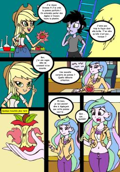Applegrowth : Origine page 1 by DrSGrowth