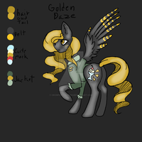 Golden daze by Crowfeather6789