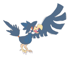 Murkrow (female)