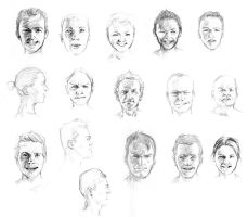 16 Faces by Risachantag