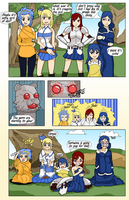 Fairy Tail: Age Regression by misorass