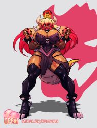 Bowsette! by Oppaiman