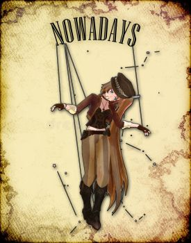 Poster 4 - Nowadays by AlixAllgood
