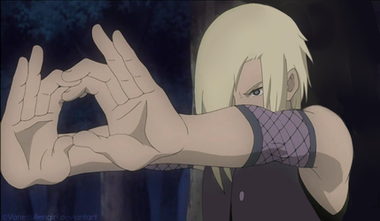 Ino as Boy by VaneCullenGirl