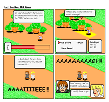 Not Another RPG Game, Page 9 by Superrobofan