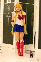 Sailor Moon - Beautiful Daydreamer by Nyxiie