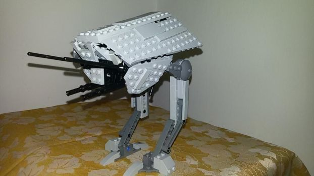 LEGO STAR WARS-First Order Universal Walker by HarryMutant