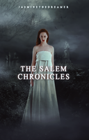 [ Wattpad Cover ] - THE SALEM CHRONICLES by ineffablely