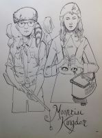 Moonrise Kingdom by aminamat