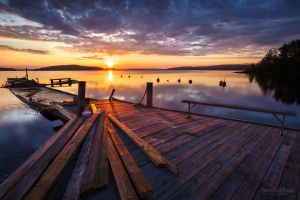 Sunrise in Juurikkasaari IV 06.15 by m-eralp