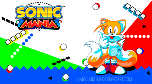 Tails-Sonic Mania by Abylaikhan