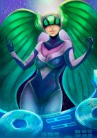 DJ Sona - Kinetic by ROGUEKELSEY