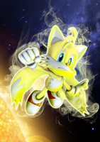 Super Tails by VirusEffect