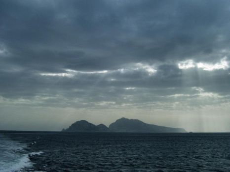 The Isle of Capri by Miligold